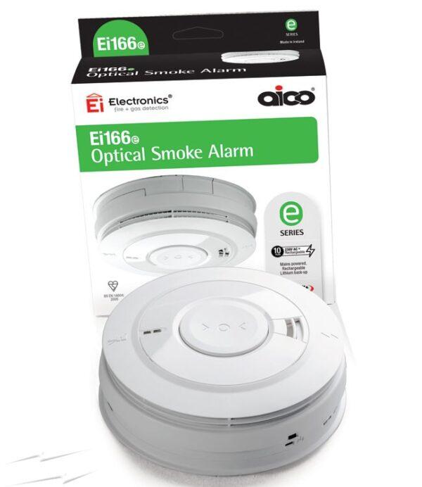 Aico optical alarm 10yr lithium battery